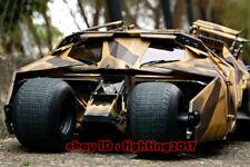 Hot Toys 1/6 MMS 184 Dark Knight Rises Batman Batmobile Tumbler Camouflage Ver