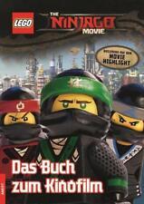 The LEGO® NINJAGO® MOVIE™ Das Buch zum Kinofilm (2017, Gebundene Ausgabe)