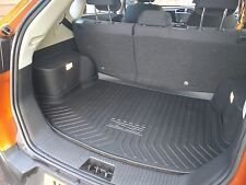 MG GS CAR  BOOT LINER IN BLACK - BOOT PROTECTOR  MGGS PERFECT FIT WITH GS LOGO