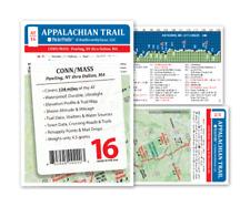 Appalachian Trail Map AT-16 Pawling NY - Dalton MA AT Pocket Profile