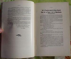 Bulletin du Laboratoire de Géologie et de Préhistoire du Musée de Mende 1964