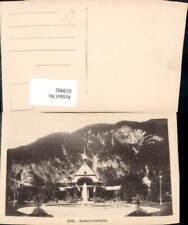 619992,Interlaken Kursaal Brunnen