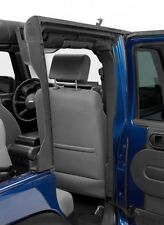 2010-2017 Jeep Wrangler Unlimited Bestop Door Surrounds & Rear Window Bar Kit
