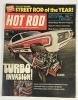 October 1971 HOT ROD Magazine - Street Rod of the Year - Best of 72s