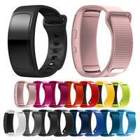 Silicone Bracelet Strap Replacement Watch Band For Samsung Gear Fit2 SM-R360