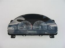 2003 JAGUAR S-TYPE S TYPE R SUPERCHARGED SPEEDOMETER INSTRUMENT CLUSTER UNIT 03