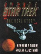Inside Star Trek by Robert H. Justman and Herbert F. Solow (1996, Hardcover)