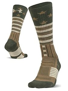 Under Armour Adult Unrivaled Novelty Crew Socks, 1-Pair NWT