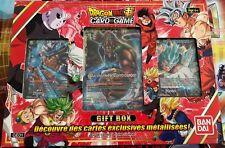 Dragon Ball Super Card Game ! Coffret Noel 2018 - Version Française !