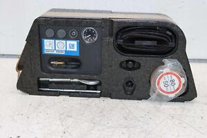 Vauxhall Meriva B Tyre Inflation Kit