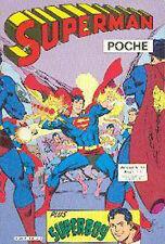 SAGEDITION    Superman Poche     N° 54    nov7
