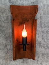 Wandleuchte Rustikal  Kaminzimmer Antik-Look Historischer Ziegel