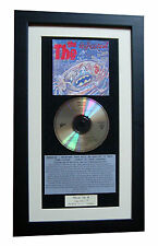 THE THE Infected CLASSIC CD Album GALLERY QUALITY FRAMED+EXPRESS GLOBAL SHIP