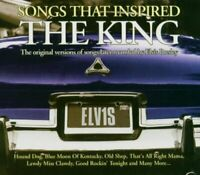 Various Artists - The Songs That Inspired the King (CD) (2005) New
