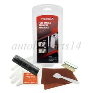 1x DIY Fuel Tank and Radiator Repair Kit VISBELLA Diesel Tank and Gasoline Leaks