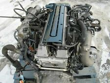 J.D.M - Toyota Supra MK4 2JZGTE COMPLETE ENGINE 6 Speed Getrag Transmission