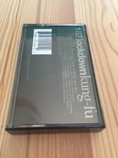 187lockdown kung-fu Cassette Tape Single - TESTED