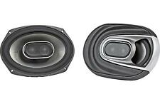 "Polk Audio MM692 6x9 3-Way Car Stereo Marine Boat ATV Motorcycle Speakers 6""x9"""