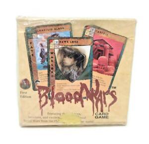 BLOOD WARS: STARTER DECK 1ST EDITION BOX