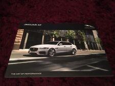 Jaguar 2018 Car Sales Brochures