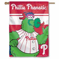 MLB Philadelphia Phillies Phillie Phanatic House Flag