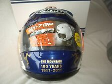 Multi signed Arai 2011 TT anniversary helmet 100 yrs of the Mountain course