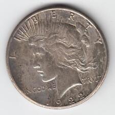 1922-S Peace Silver Dollar Circulated #46