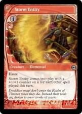 STORM ENTITY Future Sight MTG Red Creature — Elemental Unc