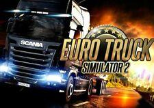 Game Euro Truck Simulator 2(PC, Steam)
