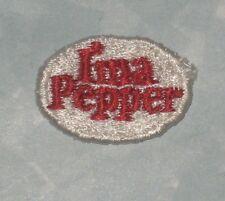 "I'm a Pepper Patch - Dr. Pepper - vintage - 1 1/8"" x 3/4"""