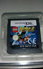 Lego Batman 2 DC Super Heroes (CARTRIDGE ONLY) NDS