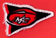 MID AMERICAN CONFERENCE COLLEGE FOOTBALL JERSEY PATCH