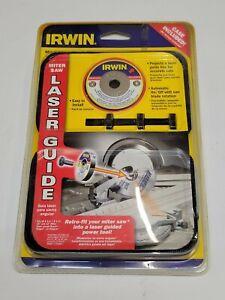 Irwin Miter Saw Laser Guide