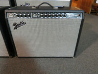 Fender Vintage Reissue '65 Twin Reverb Electric Guitar Amplifier, Demo