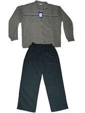 Reebok Herren Trainingsanzug E11154 MALAWI TRACKSUIT [S] grau NEU @424