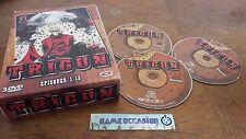 TRIGUN 1 EPISODI 1 A 13 / COFANETTO 3 DVD / PAL FILM DVD VIDEO