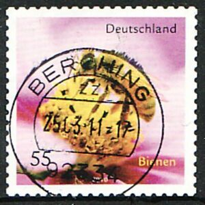 Germany 2010 Federal Bees Insect Animals Self-Adhesive Mi 2799 Complete Stamp