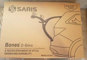 Saris Bones 2 Bike Rack - Black (805BL)