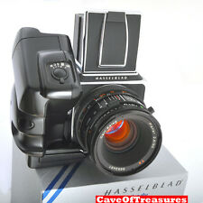 MINT HASSELBLAD 503CW ISO3200 Camera,CF 80 Lens,Winder,Latest A12,CLA June 2017+