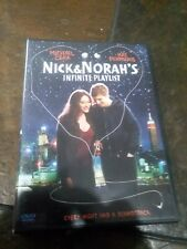 Nick AND Norah's Infinite Playlist 2008 Michael Cera, Kat Dennings, WITH CASE #A