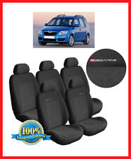 Tailored seat covers for Skoda Roomster    full set    -  1