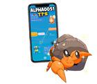 Pokemon Shiny Dwebble Registered Trade GO - 20k Stardust or Ultra Friends