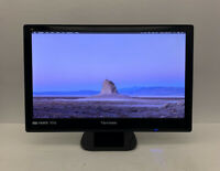 """Viewsonic VX2753MH 27"""" Widescreen HDMI LED Monitor 1920 x 1080 w Stand & Cables"""