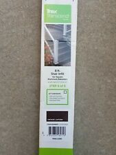 3 Trex Transcend Vintage Lantern 8' Stair Infill for Square Aluminum Balusters