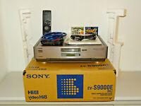 Sony EV-S9000 High-End Hi8 Videorecorder, OVP w.NEU / FB&BDA, 2 Jahre Garantie