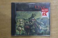 Live  ‎– Throwing Copper     (C243)