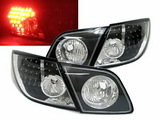 Mazda 3 Mazda3 Axela 2003-2009 03-09 5Dr Hatchback LED Tail Rear Light BLACK