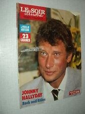 LSI 2807 (10/4/86)JOHNNY HALLYDAY FANNY ARDANT FREUD MERYL STREEP BROOKE SHIELDS
