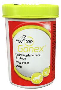 Equitop® Gonex 750g Dose Perlgranulat (91,87€/1kg)