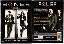 BONES - Intégrale saison 2 - Coffret 3 boitiers slim - 6 DVD